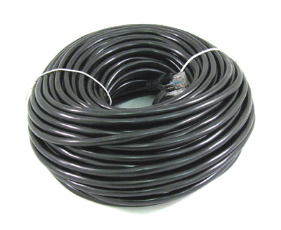 ETHERNET NETWORK CAT5 CAT5E CABLE 50' FT