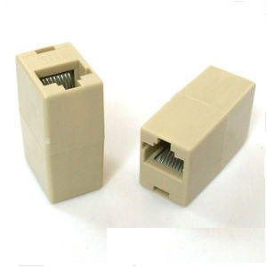 Inline Ethernet Crossover connector