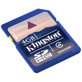 SanDisk SDHC Memory