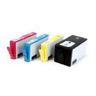HP Officejet E809A Inkjet Printer - Color - Plain Paper Print - Desktop