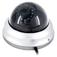 Zmodo Camera CM-P21223SV 1/3inch Color CCD 420 TVL 3.6mm 50 feet IR Indoor Dome