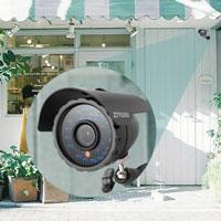 Zmodo PKD-DK4216-500GB 4 CH CCTV Security DVR IR Camera System